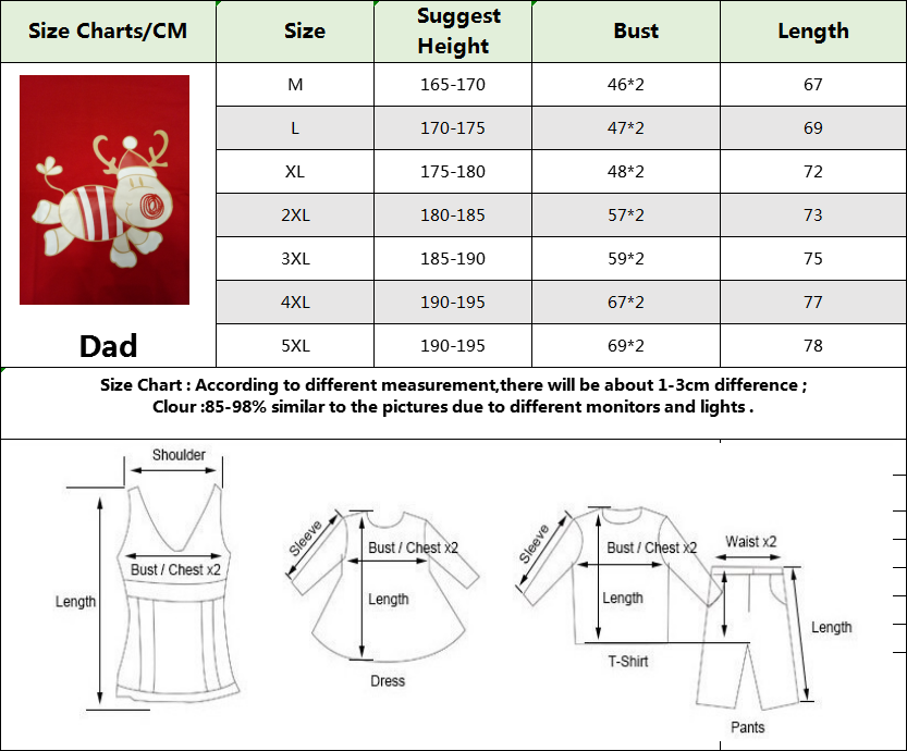 HTB1nlPVUFzqK1RjSZFoq6zfcXXaM - Father Son Clothes Family Look Christmas Family Matching Outfits T Shirt Mother Daughter Short Sleeve Dad Mom Baby Family Suit