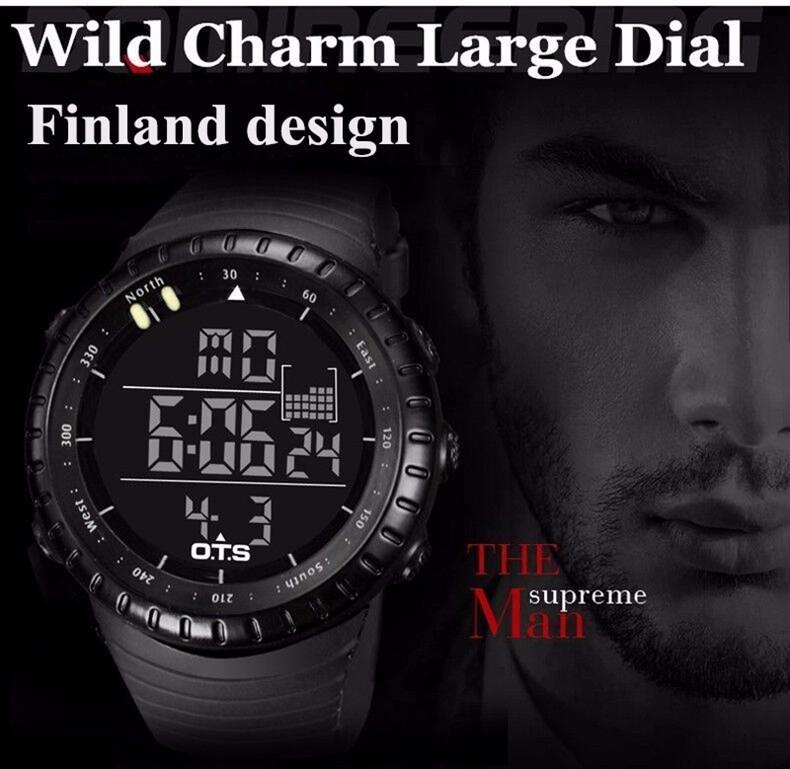 military watch Finland design