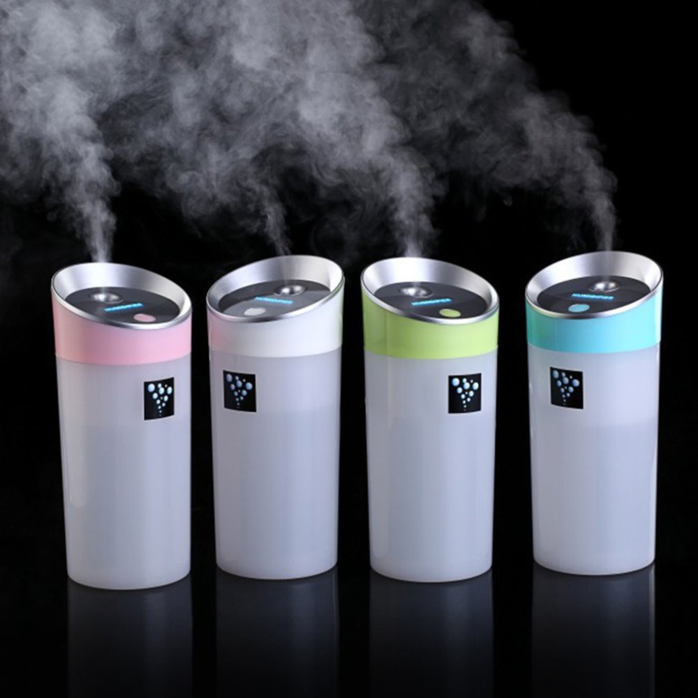 Humidifier Air Aromatherapy Ultrasonic Aroma Humidifier Home Office Cup Shape Car Aromatherapy Mist Maker Air Cleaner Humidifier humidifier home mute high capacity bedroom office air conditioning air purify aromatherapy machine