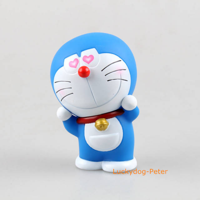 doraemon stand by me edition action figures th anniversary