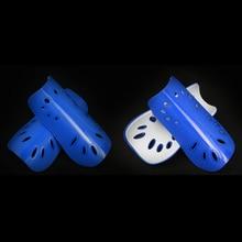 2PCS Adult Football Soccer Shin Pad Basketball Leg Guard Sports Protective Gear Football Accessories
