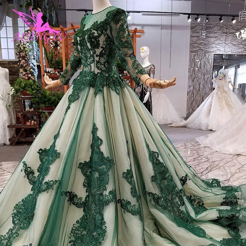 Aijingyu Wedding Dress 2019 3d Gown Buy Dubai Bridal Ruffle Online