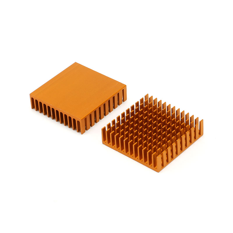 5pcs Radiator Aluminum Heatsink Extruded Profile Heat Dissipation For Electronic 404011mm (2)