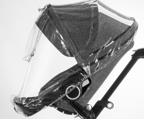 Rain Cover Mosquito Net  For Dsland  Doux Bebe ,INBB ,qibaer  All Kinds Of High Landscape Stroller