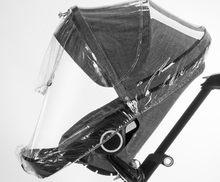 Moustiquaire imperméable pour dsland Doux bebe, INBB,housse de pluie anti-moustiques pour les poussettes destinées aux paysages en hauteur,