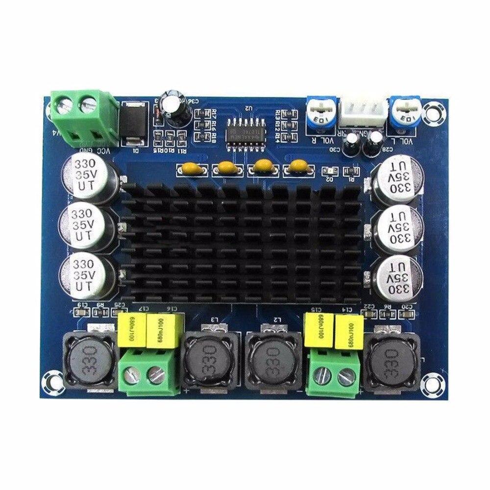 Digitale Audio Power Verstärker bord TPA3116 D2 120 W + 120 W Dual-kanal Stereo 12 V-24 V