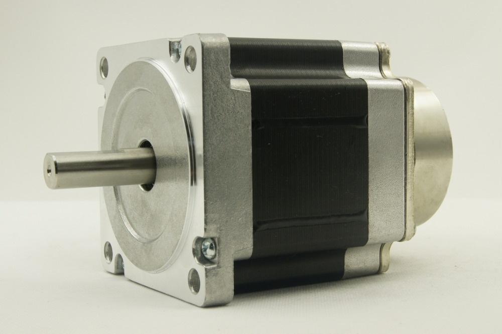 Nema34 Size 86mm Stepper Motors With Brake J86hb80 04