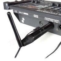 3 pin core 5 pin core Pen shaped DMX512 Iluminação de Palco Console de Transceptor Sem Fio Pode ser Alimentado por um Cabo USB Peças p ar condicionado     -