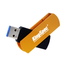 Free Shipping USB Flash Drive Disk USB 3.0 32GB Metal Pen Drive 32GB Mini Flash Drive Memory Disk KingSpec Original Brand