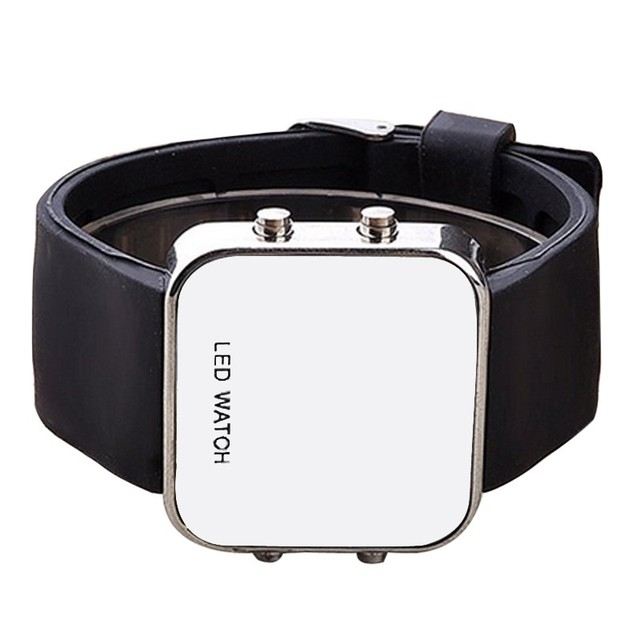 Aimecor 2018 New Kids Children For Boy Girl Mirror LED Digital Sport Watches Unisex Watch Dropshiping