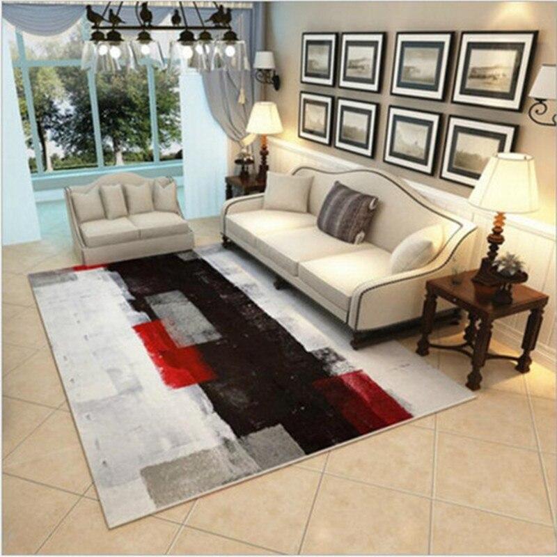 Créativité Graffiti tapis pour salon chambre tapis cuisine bain antidérapant tapis de sol tapis décor domestique tapis - 6