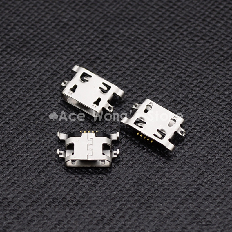 10pcs Micro USB 5pin B type Female Connector For Mobile Phone Micro USB Jack Connector 5 pin Charging Socket 2pcs original mini micro usb charging port power jack for samsung galaxy s3 i9300 i9305 usb connector micro usb socket 11pin