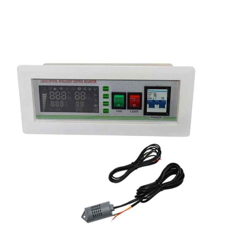 Inkubator xm 18SD Inkubator Controller Thermostat Voll Automatische Und Multifunktions Ei Inkubator Steuerung 1 set-in Taschen & Zubehör aus Heim und Garten bei  Gruppe 2