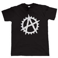 2017 Hot Sale Fashion Anarchy Cog BMX New Fashion Men S T Shirts Short Sleeve Tshirt