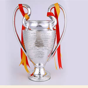 Big Size European 1:1 Cup Trophy Souvenirs Collectibles