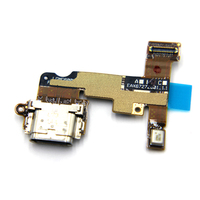 Für LG G6 G600 H870 H871 H872T LS993 Ladeanschluss Dock Connector Flex Kabel Mit Mikrofon Typ C