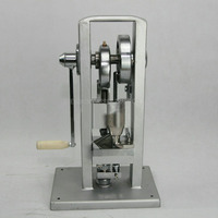 1PC TDP M hand operated tablet press machine , manual tablet press machine