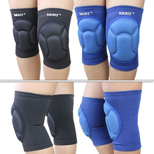 Hot item! Thickening Foam Football Volleyball Extreme s Knee Pads Leg Protectors