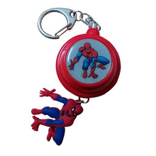 5pcs Spiderman alarm personal anti theft alarm anti rob device mini security device