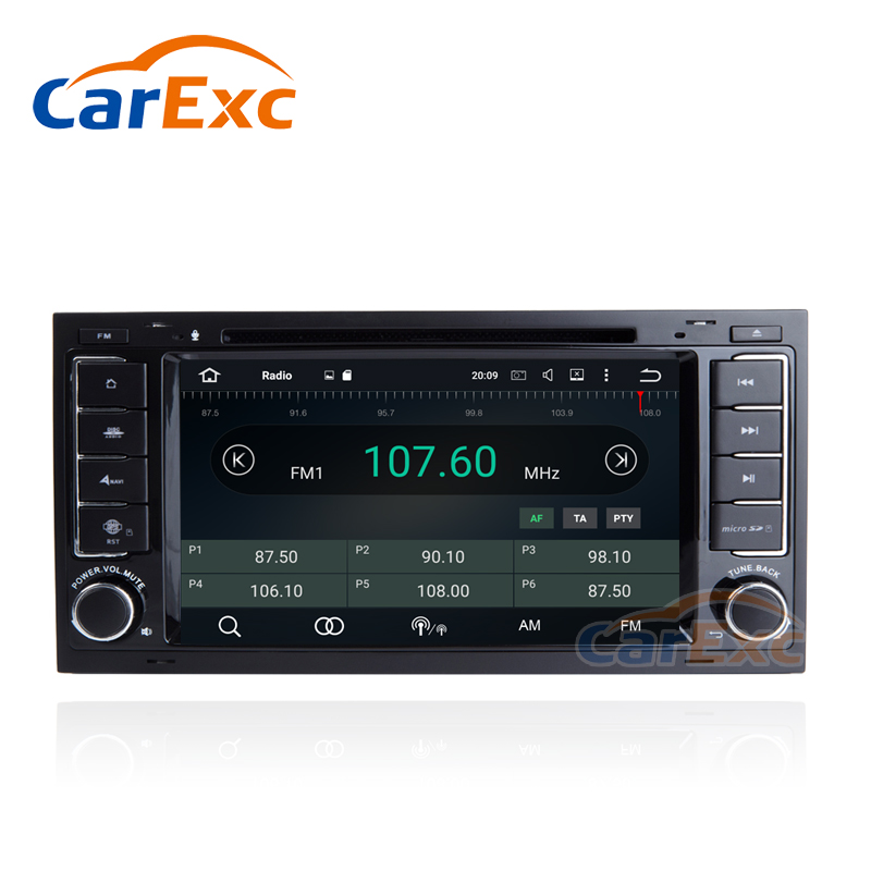 2g ram android 7 1 os car multimedia stereo player for. Black Bedroom Furniture Sets. Home Design Ideas