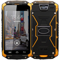 2016 nuevo guophone teléfono v9 v9 pro con ip68 mtk6572 android 4.2 3G GPS AGPS 4.5 Pulgadas de Pantalla Teléfono Inteligente A Prueba de agua A Prueba de Golpes