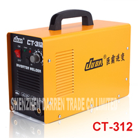 new portable 220 v IGBT inverter welding machine CT 312 welding, welders Plastic shell arc welding machine
