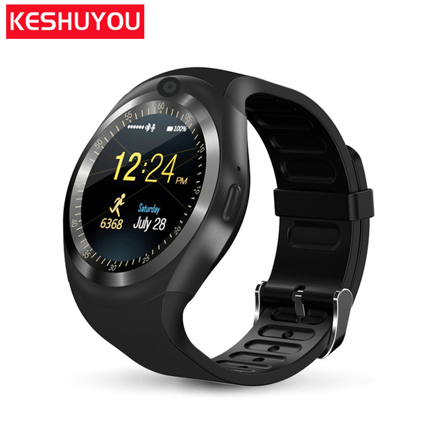 Y1S answer call fashion smart watch android wear band gear smartwatch android compatible wearable devices for xiaomi phone
