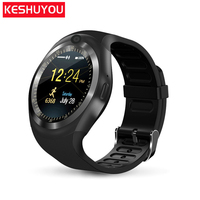 Y1S Answer Call Fashion Smart Watch Android Wear Band Gear Smartwatch Android Compatible Wearable Devices For