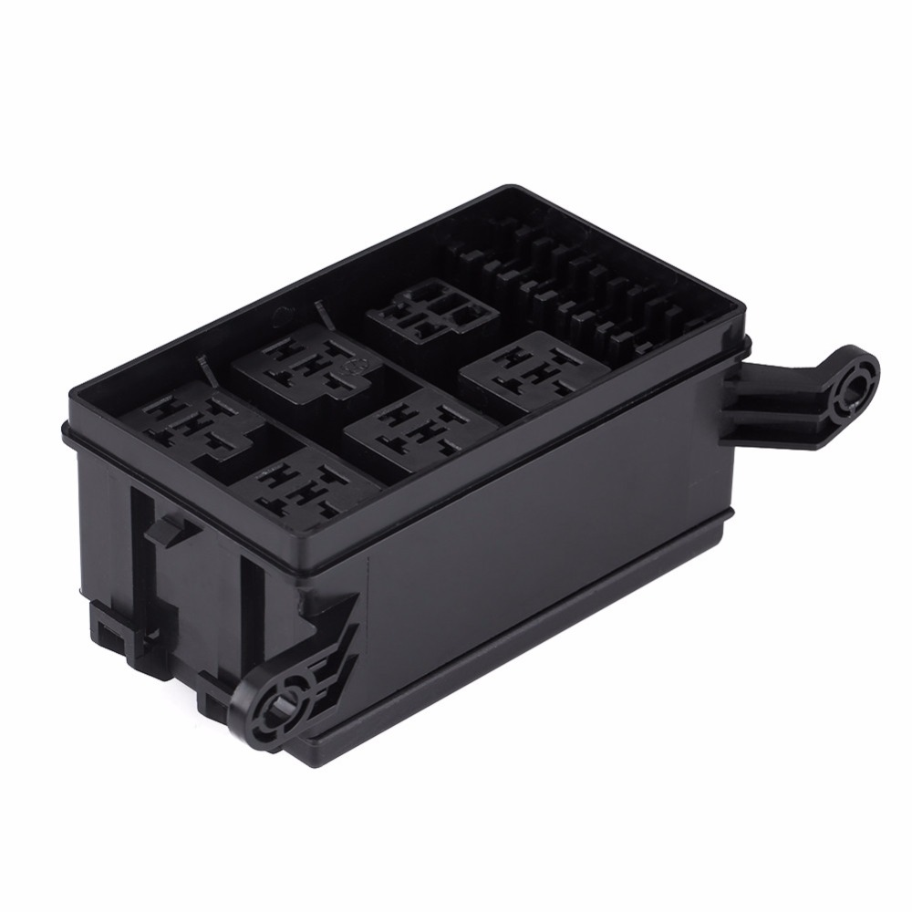 6 Way Fuse Relay Holder Box Socket for Auto Car SUV Off Road Pickup Truck Universal  Fuse Relay Holder-in Fuses from Automobiles & Motorcycles on ...