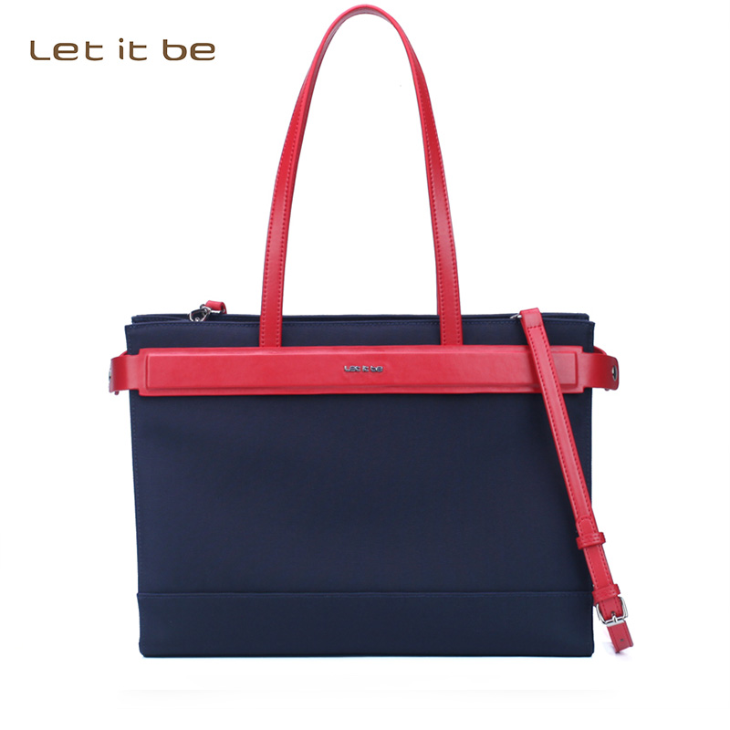 Let It Be brand 2017 new fashion women cross-body bags nylon tote  ladies shoulder bag luxury handbags designer  for women aosbos fashion portable insulated canvas lunch bag thermal food picnic lunch bags for women kids men cooler lunch box bag tote