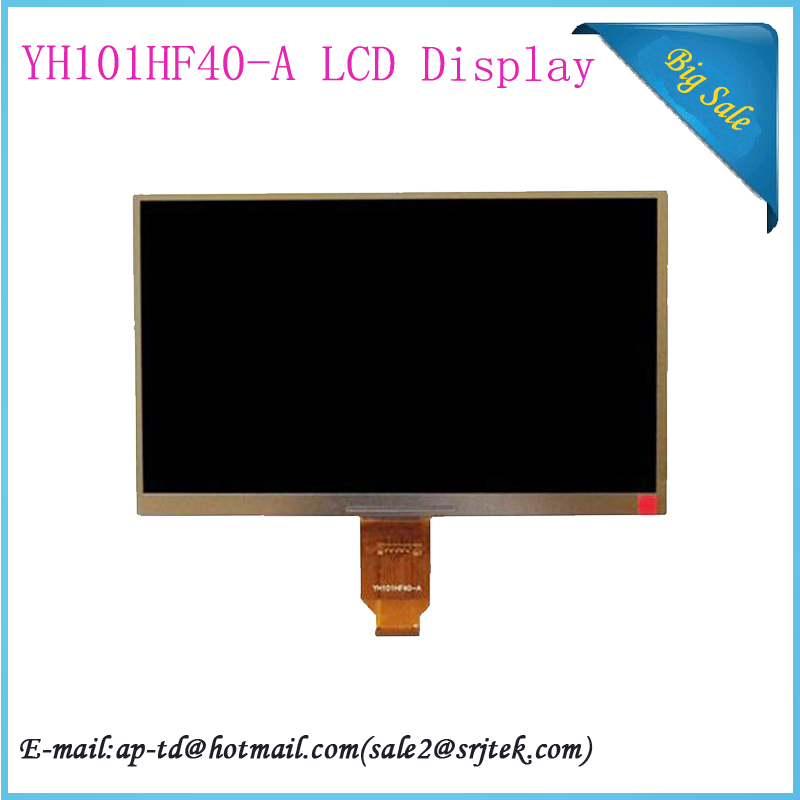 Original 10.1 inch YH101HF40-A LCD Display Screen Module Panel replacement Parts + Tracking Number