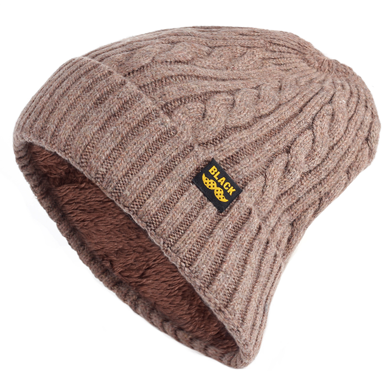 VORON High quality Unisex bone Beanie Cap Winter Hats for Men Knitting Hat women Casual Cap men Beanies wool Hat with cashmere net mesh face protector cap insect bee mosquito resistance cap winter hat bone beanie hats for women winter hats for women pokem