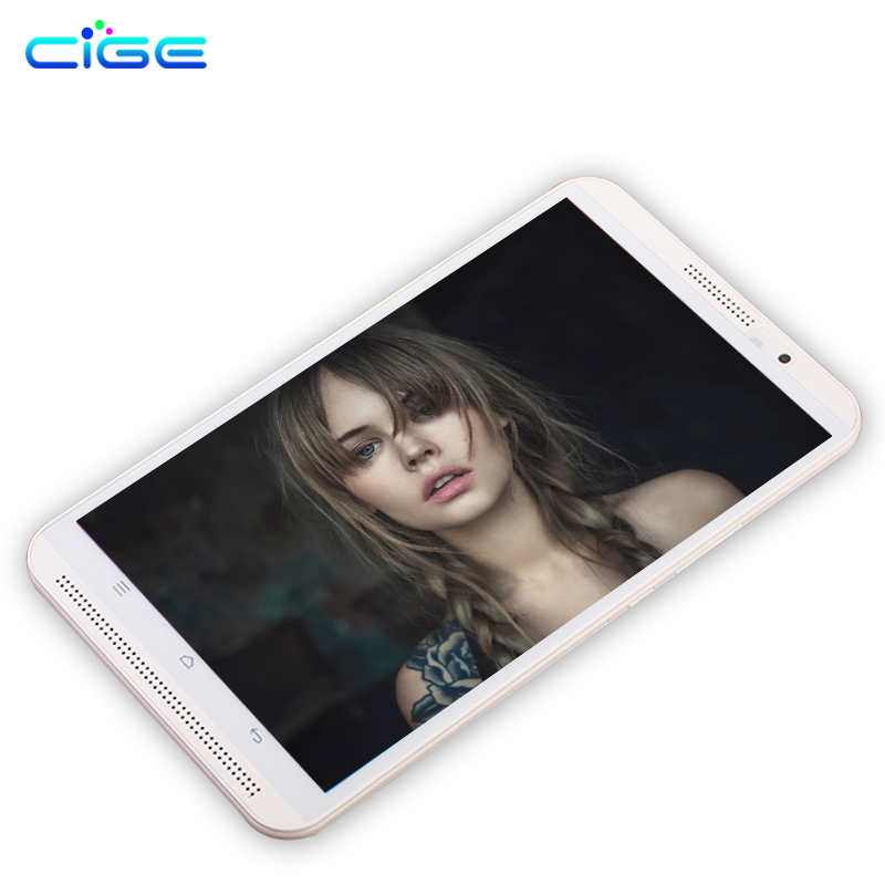New 4G LTE CIGE 8 inch Ram 4GB Rom 64/128GB Octa Core MT8752 Android 6.0 computer Smart Tablet PC Dual SIM Card Phone Call