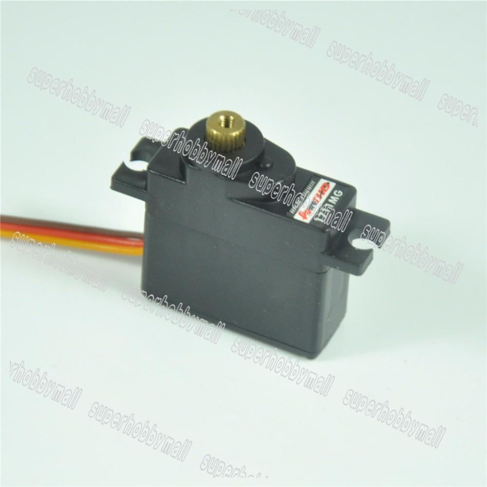 Power HD 1711MG Mini Ball Bearing High Torque 3 5KG Servo For Traxxas 1 16