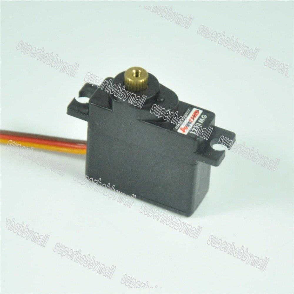 Power HD-1711MG Mini Roulement À Billes Couple Élevé 3.5 KG Servo Pour Traxxas 1/16