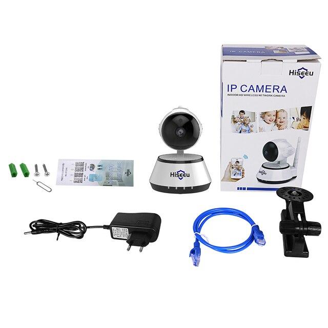 WI-FI Audio Record Surveillance Baby Monitor HD Mini CCTV Camera 5