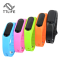 2016 Newest TTLIFE Smartband bracelet Wristband Fitness tracker Bluetooth 4.0 flex Watch for Ios Android better than mi band