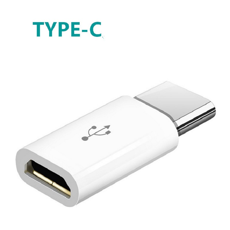 USB 3.1 Type C Cable Adapter Android Female To Type-C Male OTG Converter USB-C Charging For LG G6/Oneplus 3T/Sony Xperia