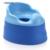 Super lindo engrosamiento multifunción bebé niños douwei higiénico en los hombres y las mujeres se sientan implementar bebé orinal pequeño aseo
