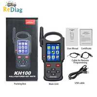 Lonsdor Original KH100 programador de llave remota de mano detecta IMMO desbloqueado llave inteligente para Toyota