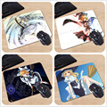 Kirisame Marisa Touhou Bonito dos desenhos animados Anime Girl Personalizado Notebook Computer Mouse Mat Sujeira Resistente 180x220mm Mouse Pad