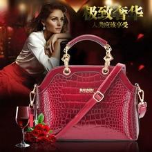 New Handbag High Quality Women Messenger Bags Alligator Crossbody Bags for Women Genuine Leather Shoulder Bag Designer Handbags
