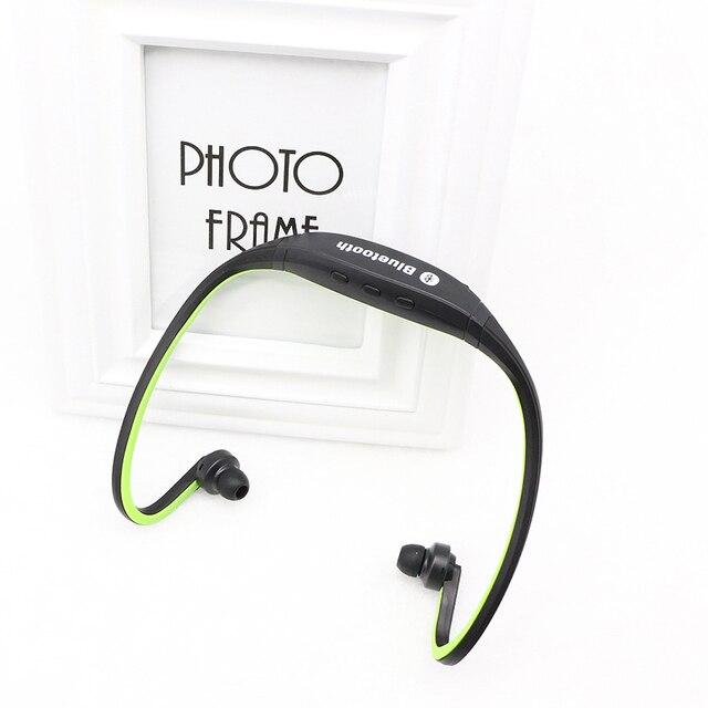 Kanen Wireless Headphones Bluetooth Headset Binaural For Samsung S6 S7 Edg Hanging Ear Sports Earphone Jogging