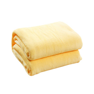 Image 4 - CAMMITEVER Super Warm Soft Home Textile Blanket Solid Color Flannel Blankets Throw on Sofa/Bed/Travel Plaids Bedspreads Sheets