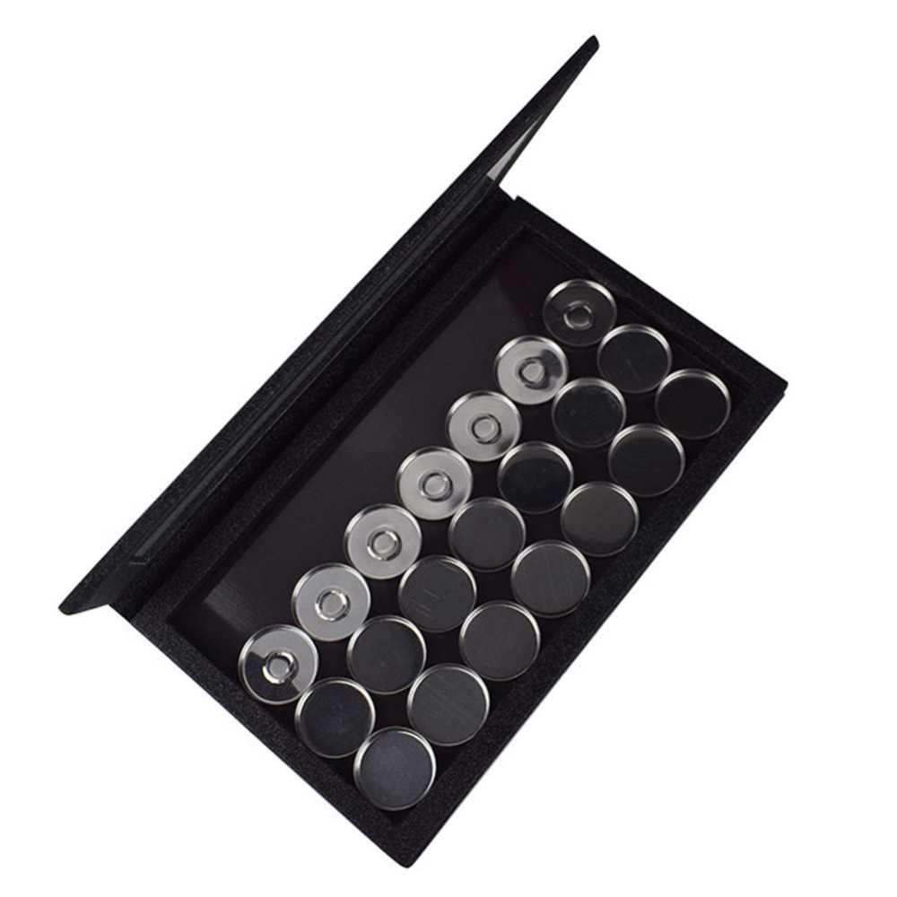 Hot Sale Fashion DIY Refill Empty Magnetic Eyeshadow Palette Concealer Easy Carry Beauty Pigment Makeup Cosmetic Storage Tools