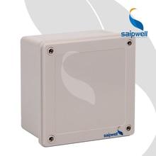160 160 90mm IP67 ABS Junction Box Plastic Screw Type Waterproof Enclosure SP 02 161690