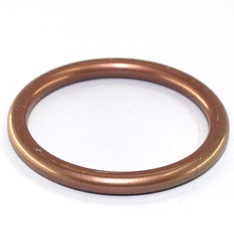 Copper Exhaust Gasket For Yamaha WR 400 F 1999