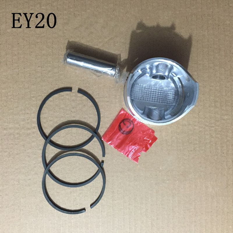 Chongqing Quality! Piston&Rings Kit for EY20/167F air cooled 4 stroke Small Gasoline Engine,RGX2400 Generator parts chongqing quality crankcase mainbody for 152f 2 5hp 97cc gasoline engine 1kw generator spare parts