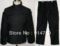 ARMY COMBAT MILITARY UNIFORM COAT JACKET PANTS TROUSERS BLACK IN SIZES 31877