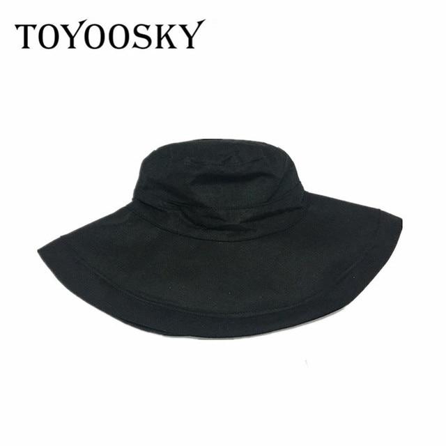 women bucket hat Anti-UV cloth cap Japan style hat Female summer Foldable  convenient Sun hat Sunscreen Big eaves sunhat 664b6b740b2